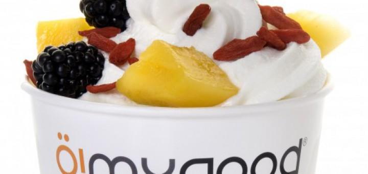 disfruta de un frozen yogurt gratis con omygood