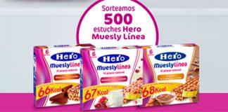 prueba gratis Hero Muesly Lineaprueba gratis Hero Muesly Linea