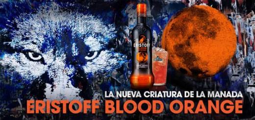 prueba el nuevo vodka eristoff blood orange gratis
