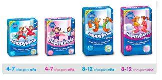 muestras gratis Happyjama de Dodot