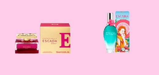 muestras gratis perfumes Escada