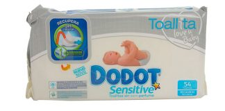pedir muestras gratis dodot sensitive i love u baby