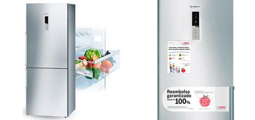 consigue reembolso de frigorifico con Bosch