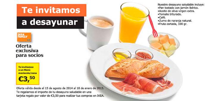 Desayuno gratis en ikea muestras gratis y chollos - Ikea malaga catalogo 2017 ...