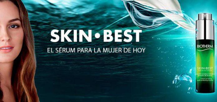 Skin Best: muestras gratis de Biotherm