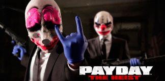 Payday The Heist Gratis en Steam