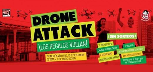 consigue gratis un drone con risketos