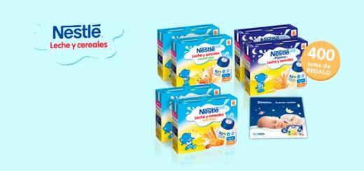 consigue premios con Nestle Bebe