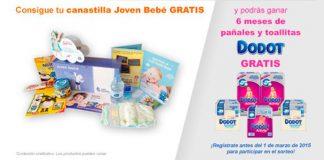 canastilla Joven Bebé gratis