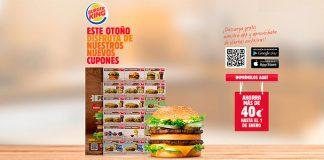 cupones de Burger King