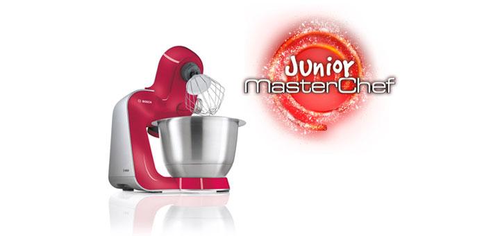 Gana el robot con el que se cocina en masterchef junior for Robot de cocina masterchef