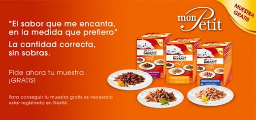 muestras gratis de gourmet monpetit
