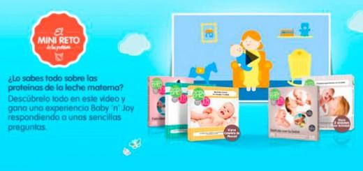 Gana una experiencia para disfrutar con tu bebe