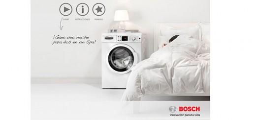gana una noche para dos en un spa con Bosch