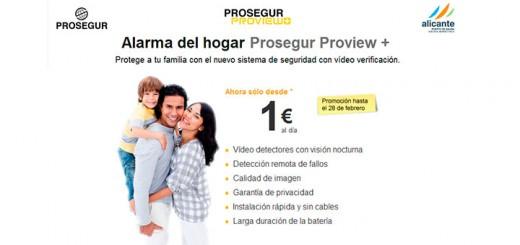 Tu alarma 2 meses gratis con Prosegur