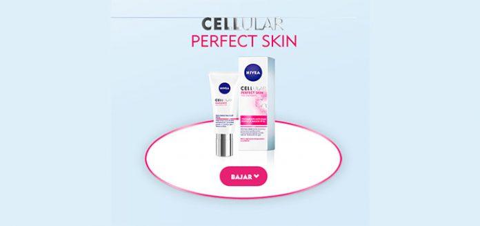 muestras gratis Nivea Cellular Perfect Skin