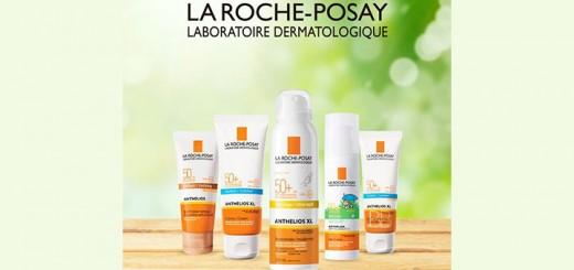 Consigue una muestra de La Roche-Posay