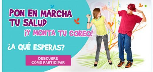 Participa en el concurso coreos Batidos Puleva