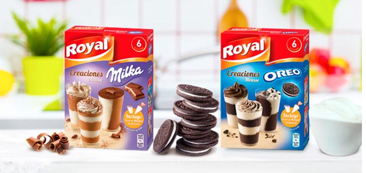 prueba gratis nuevos productos royal creaciones