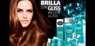 Gana un producto Gliss Million Gloss