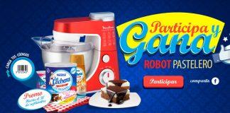 Gana un robot pastelero con La Lechera