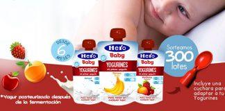 Hero Baby sortea 300 yogurines