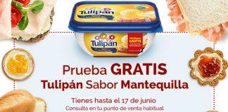Prueba gratis Tulipán sabor mantequilla