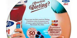 Hero sortea 200 frascos de Hero Diet