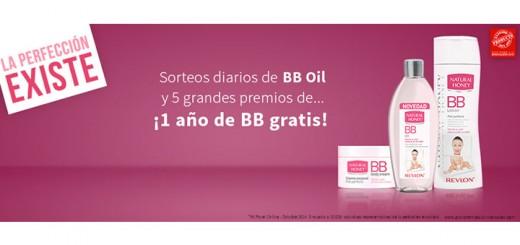 Natural Honey sortea cada día un BB Oil