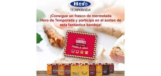 Hero Temporada regala 150 frascos de mermelada