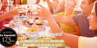La Española regala 175 estuches de aceite