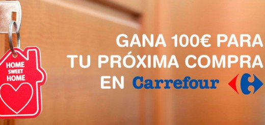 Gana 100€ en Carrefour con Unilever