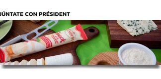 Président sortea 10 lotes de sus productos