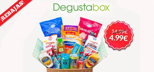 Degustabox agosto por 4,99
