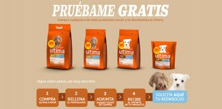Prueba gratis productos Junior de Ultima