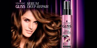 Sorteo de 5 Gliss Serum Deep-Repair al día