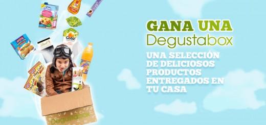 Tu Degustabox por 4,99€ y sorteo entre los compradores