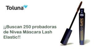 Buscan probadoras de Nivea Máscara Lash Elastic