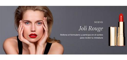 Consigue una miniatura de lujo Joli Rouge
