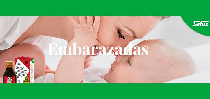 Muestras gratuitas de Floradix para embarazadas