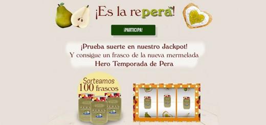 Hero sortea 100 frascos de Hero Temporada de Pera