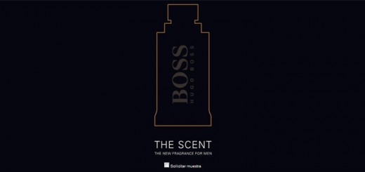 36.000 muestras gratis de Hugo Boss The Scent