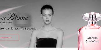 Muestras gratis de la fragancia Shiseido