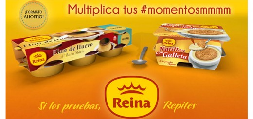 Postres Reina regala 15 packs