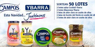 Ybarra y Campos sortean 50 lotes de sus productos