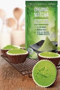 Té verde Matcha Bio