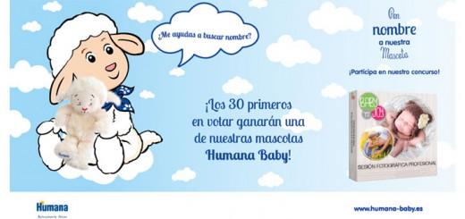 Gana una mascota Humana Baby