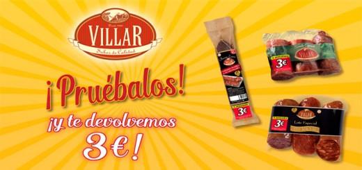 Prueba gratis Embutidos Villar