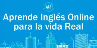 Aprende inglés gratis con ABA