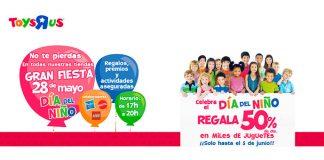 Día del niño en ToysRus